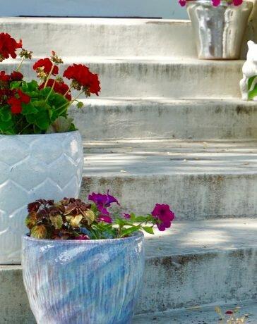 You can create a garden anywhere